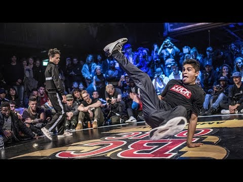Red Bull BC One Last Chance Cypher 2017 | Live from Amsterdam