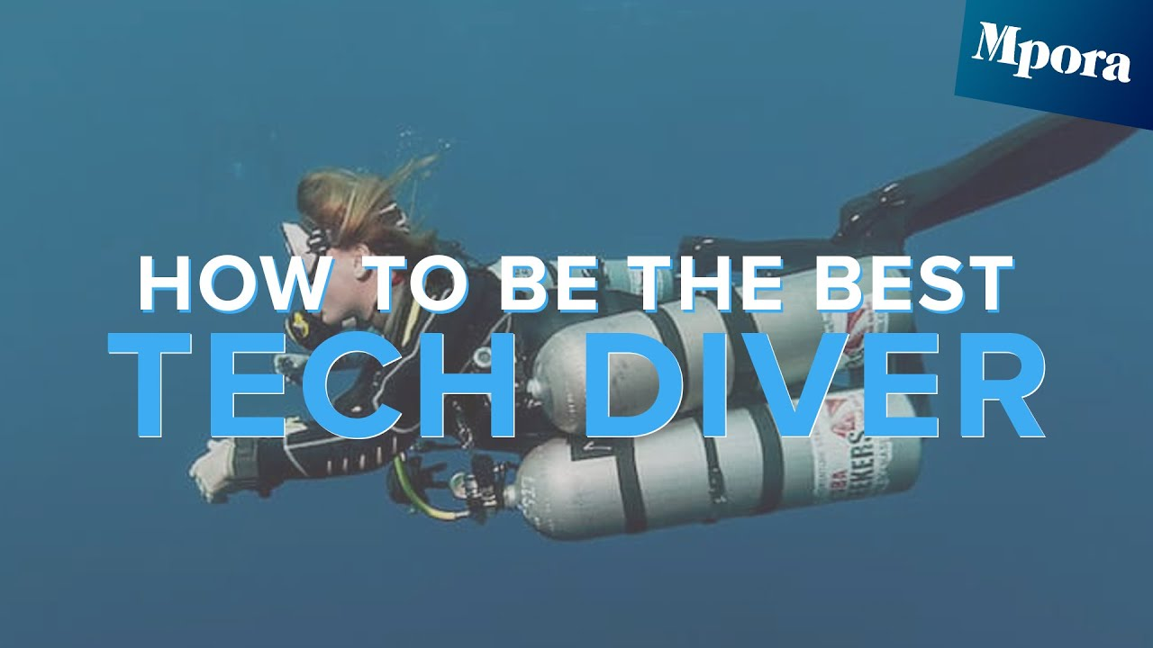 How To Be The BEST Tech Diver | Surface Interval