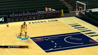 How to do a 360 Dunk in NBA 2k13 [PC]