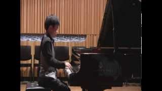 Liu Po-wei - Liszt  Transcendental Études no.8 Wilde Jagd