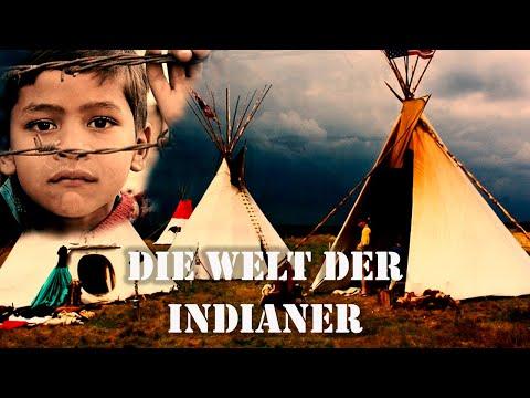 Die Welt der Indianer Dokumentation, Doku für Schüler, Lehrfilm, deutsch - ganze Doku
