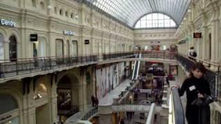 Moscú: Un paseo por la ciudad.wmv