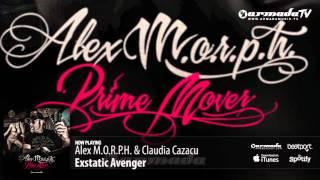 Alex M.O.R.P.H. & Claudia Cazacu - Exstatic Avenger (Prime Mover album preview)