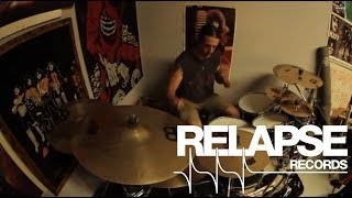 "REVOCATION - ""Spastic"" Phil Dubois Drum Performance Video"