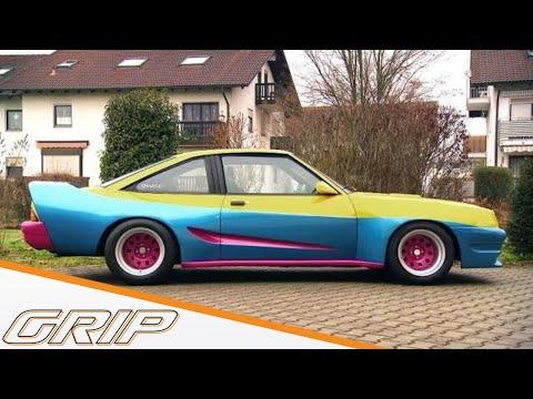 OPEL Maniacs | Der Goldenen Opel-Blitz | GRIP