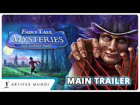 Fairy Tale Mysteries 2: The Beanstalk Official Trailer