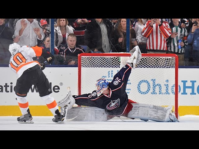 Shootout: Flyers vs Blue Jackets