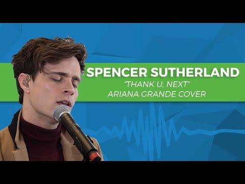 "Spencer Sutherland - ""Thank U, Next"" Ariana Grande Cover | Elvis Duran Live"