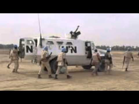 Rocket attack in UN office of Mali