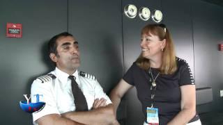 Monaco Yacht Show 2009 - Interview M/Y Ocean Emerald's Captain, Erdem Hatip