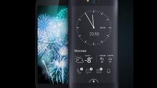 видео Смартфон Yota YotaPhone 2