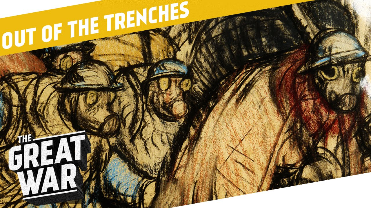 How Did Gas Shells Work In Ww1 I Out Of The Trenches Youtube Diagram Found That Were