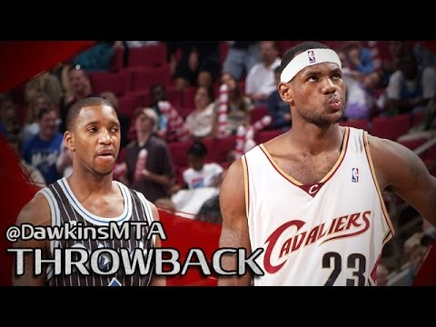Tracy McGrady vs LeBron James UNREAL Christmas Battle 2003.12.25 - 75 Pts Combined, MUST Watch!