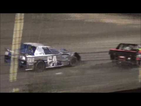 LMSS TOURING SERIES A MAIN RAPID SPEEDWAY JULY 29,2016