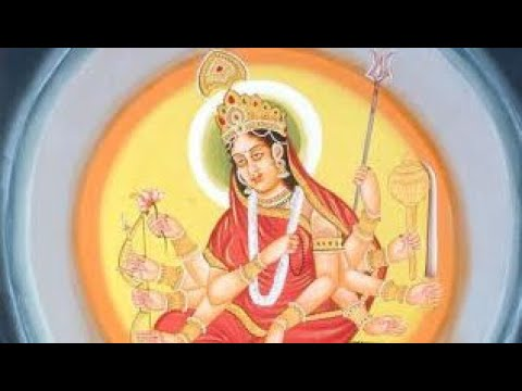 navarathri-3-rd-day-chandraghanta-devi