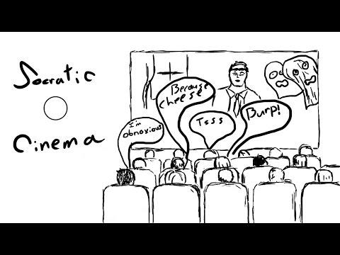 Bad Theatre Etiquette | Socratic Circle Cinema