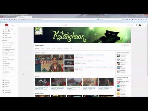 let's show - YouTube Center und andere Kleinigkeiten
