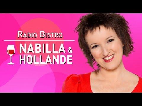ANNE ROUMANOFF - Nabilla et Hollande