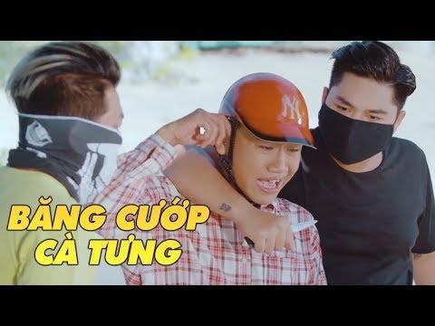 Phim Hài 2017 Băng Cướp Cà Tưng - Xuân Nghị, Thanh Tân, Duy Phước, Nhi Ruby