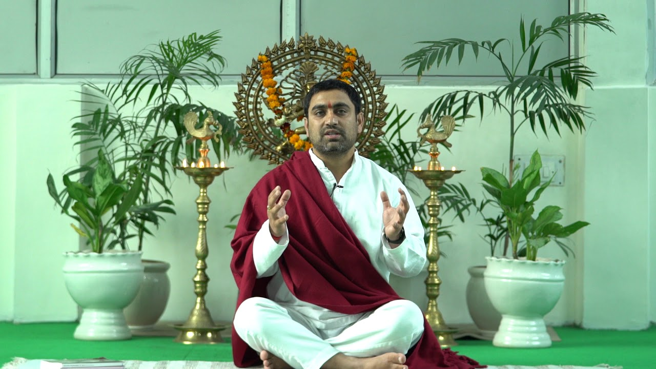Introduction to Yoga & Meditation For Professional & Human ...