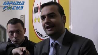 Sfiducia Sindaco Ciampi, l'intervento del sottosegretario all'Interno Carlo Sibilia