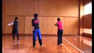 第14回YOSAKOI九州中国祭りinたるみず 総踊りレクチャー