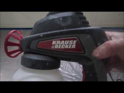 Repeat The Do's and Don'ts of Krause & Becker Airless Paint