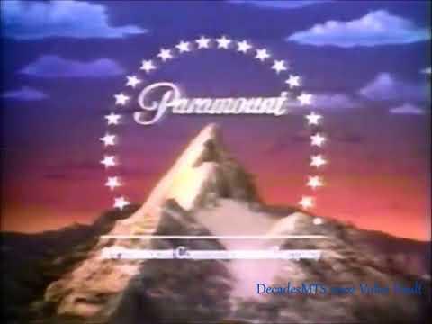 Paramount Domestic Television logo (1994)