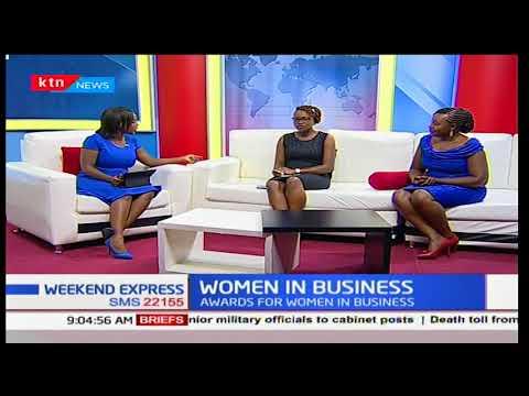 Women in Business: Kenyan women break walls
