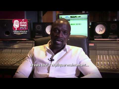 Akon te présente les prix à gagner avec Airtel TRACE Music Star