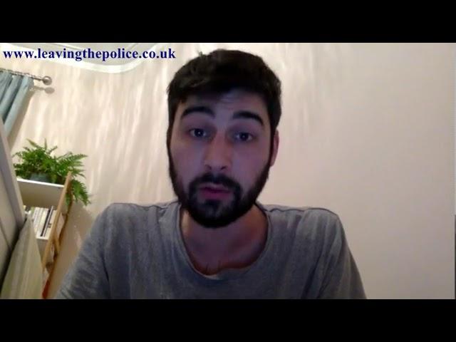 Alex Stewart Interview Video