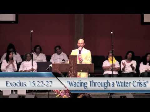 Wading Through A Water Crisis  BABC2016