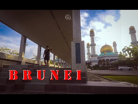 Most Visited Mosques in Brunei