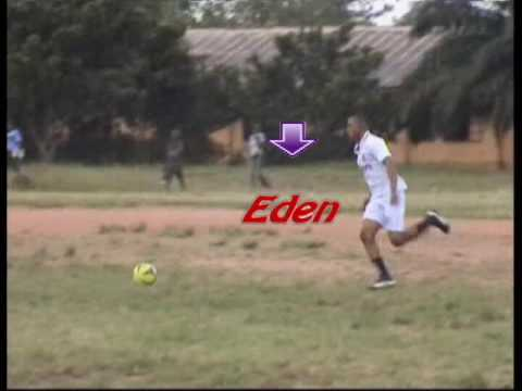 Eden Okezie - (Nigeria's Promising Young Football Talent)