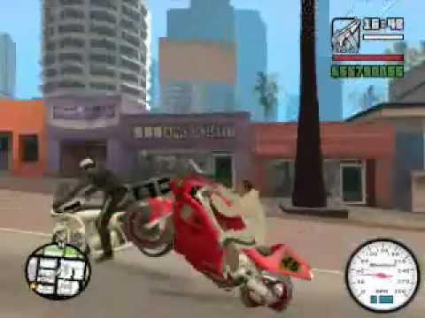 ΤΑΧΥΤΗΤΑ ΓΙΑ ΖΩΗ - San Andreas stunts