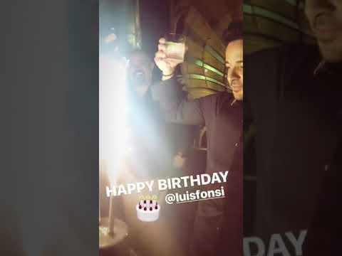 Happy Birthday Luis Fonsi #40 letöltés