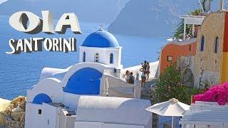 Oia - Santorini , Greece 4K