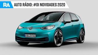 Qual é a NOVIDADE MAIS IMPORTANTE para 2020? #1 Auto Rádio - PODCAST