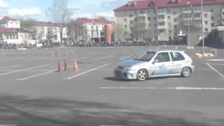 Saxo turbo slalom