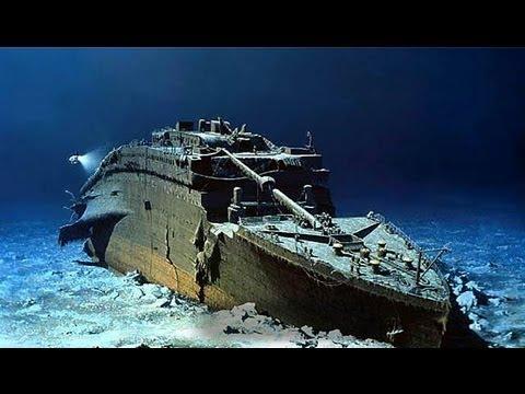 Titanic - Rare film Footage and Photos - YouTube