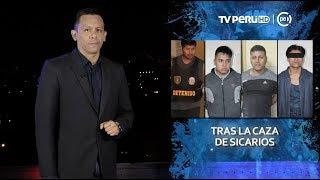 Código 7 - Tras la caza de sicarios - 04/03/2018