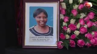 KBC mourns senior officer