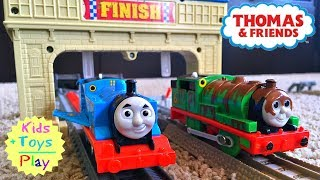 Thomas Great Race Competition | Journey Beyond Sodor with Best Hugo & Murdoch Demolition Derby