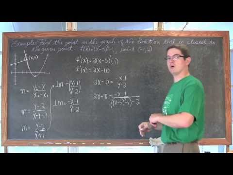 Optimization Calculus Problems Minimizing Lengths READ DESCRIPTION