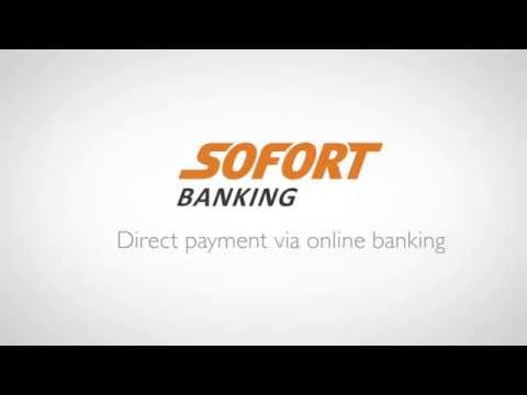 sofort banking direct payment via online banking on a. Black Bedroom Furniture Sets. Home Design Ideas