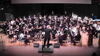 God of Our Fathers - District IV Symphonic Band