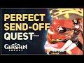 Perfect Send-Off Genshin Impact