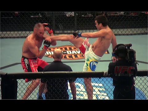 Lyoto Machida's debut with a surprise ending Smack!