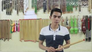 Cô Hang Xóm - Cover Sáo Nứa Tone La