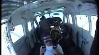 Daniela Tandem Skydiving